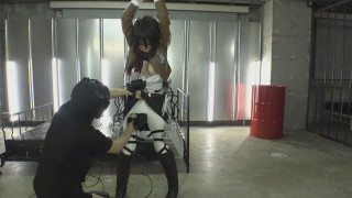 SAIT-012 美少女剣士ミ●サ&クリ●タ×アナル&マ●コ2穴中出しファック×10連続大量ザーメンぶっかけ りょう&アリス