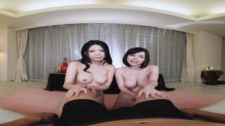 いけない全裸シェアハウス中出しSEX 吉川あいみ 共演:桜咲姫莉