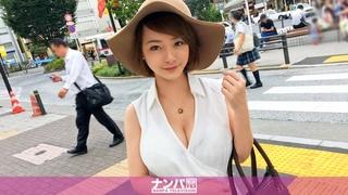 200GANA-1516【ガチ中出し】マジ軟派、初撮。 24 リサ 27歳