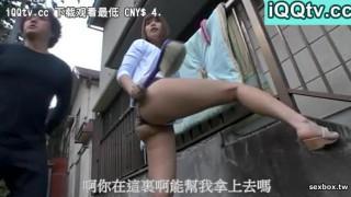GETS-050 親友の奥さんがホットパンツ食い込み尻で誘惑してきたので… (中交字幕)