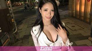 200GANA-1420 ひめり 20歳 キャバ嬢 マジ軟派、初撮。 867 in 新宿