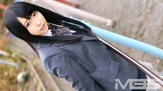 ORETD-042 俺の素人 俺の女子校生 042 みゆ(英語研究会) 18歳