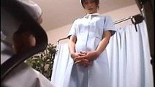 日本の盗撮堂々たる看護師の映像 - ドミナントドクター1の間違いを補う[アップロード王]