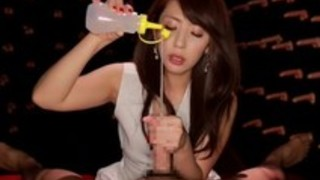 【結城みさ手コキ】きれいなお姉さん痴女人妻の、結城みさの手コキ淫語プレイ動画!!【Pornhub】