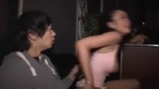 【セクキャバ潜入動画】S級美女を無許可の暴発中出しでヤッてしまった。。料金はどうなるのだろう?