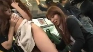 日本のレズビアンの公共交通機関