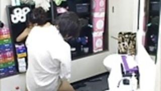 キャバレークラブセックス盗撮密かに撮影した