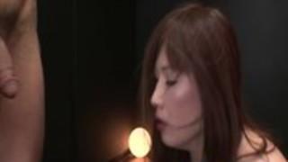 玲子志村は汚いボンデージショーでプレーする貧しい感じている