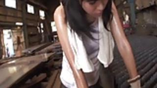 工場の女の子1-AOI野原·バイPACKMANS