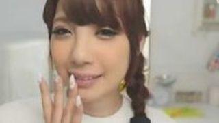宇都宮しをん(RION) 動画 思わず見とれてしまうRIONの美しい巨乳がとても素敵