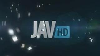 鏡花水沢と巨乳アジア自慰行為噴出ビデオ
