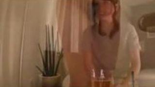 舞ワイフ富永美奈(望月るな)|デカチンのハードピストンに白目をむいてマジイキする美女若妻