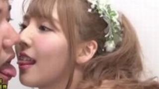 【三上悠亜】1993年生まれA型の可愛くてムラムラする美女アイドルと感謝祭でハメ撮りセックス三昧13【No12389】