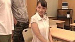 日本人教師、ユイ・オーバ、グループアクション -  [30JAV.com]